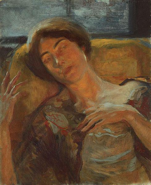 Artist:  Paul-Albert Besnard, 1849-1934;