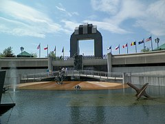The National D-Day Memorial, Bedford, VA